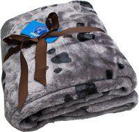 Filt tæppe til hund. Morris 100x80 cm.