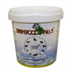 Farmfood mælkeerstatning 500 g. Gedemælk.