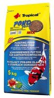 Tropical, Pond pellet, Mix S 5 kg.