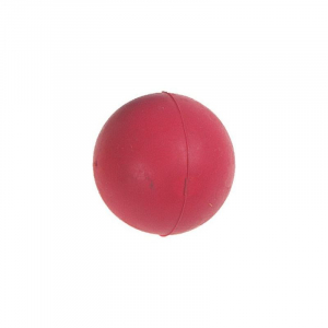 RUBBER BALL SMALL 40 MM. Karlie Flamingo
