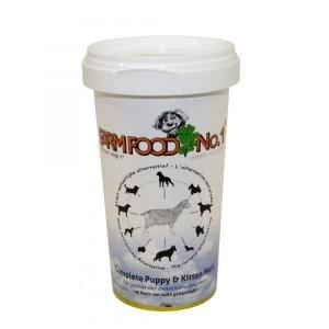 Farmfood mælkeerstatning 100 g. Gedemælk.
