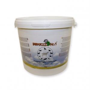 Farmfood mælkeerstatning 3000 g. Gedemælk.