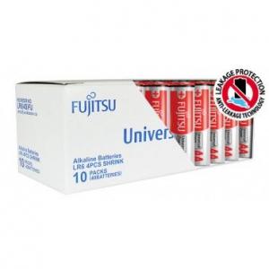 Batteri Fujitsu AA / LR06 Universal Power - 4 stk.