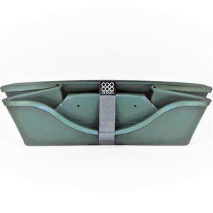 CooCoo Design, WonderFold® sammenklappelig kurv, lille, 55 x 36 x 16 cm. Grøn