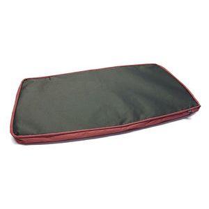 CooCoo Design, WonderFold® Hynde for sammenklappelig kurv, lille, 46 x 28 x 4,5 cm. Antrasitgrå med rød kant