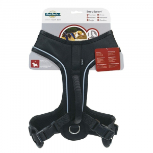EasySport Sele - Sort. Medium. Petsafe
