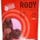 Rody crystal, strawberry, gnaverstrø, 1 L