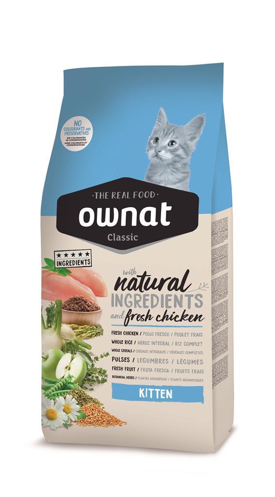 Ownat classic kitten 1,5 kg