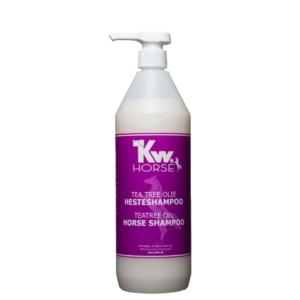 KW Horse Teatreeoil shampoo