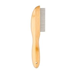 Bambus luse og loppekam 77 tænder