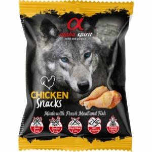 Alpha Spirit chicken snack