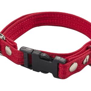 Fenriz halsbånd rød