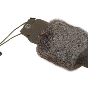 Bracco dummy 500 g. khaki med pels