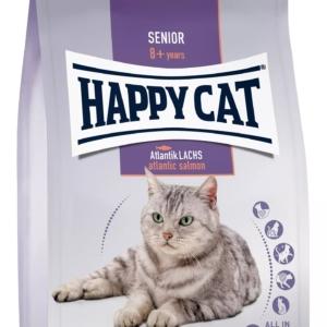 Happy Cat Senior Atlantik Lachs