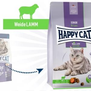 Happy Cat Senior Weide Lam