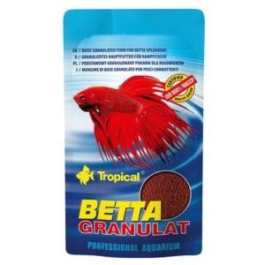 Tropical Betta kampfisk granulat 10 gram.
