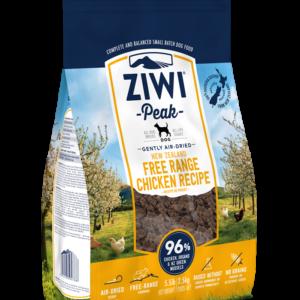 Ziwipeak chicken hundefoder