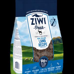 Ziwipeak airdried lamb dog