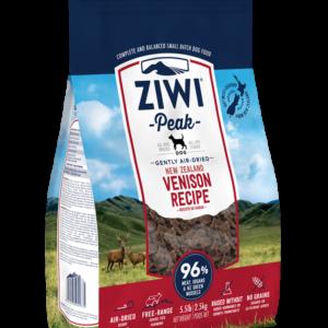 Ziwi peak vension airdried hunde foder