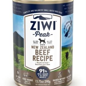 Ziwi Peak vådkost okse