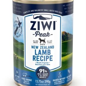 Ziwi Peak vådkost Lam