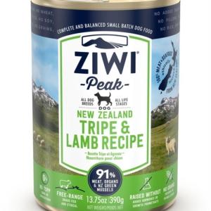 Ziwi Peak vådkost kallun og lam