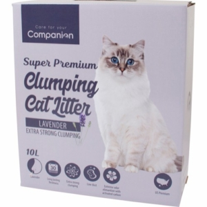 Kattegrus Companion lavendel