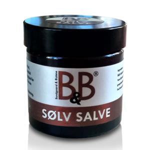 B&B Sølvsalve, 60 ml.