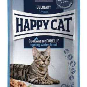 Happy Cat vådkost Ørred