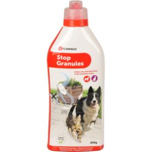 Stop granulat til hund og kat