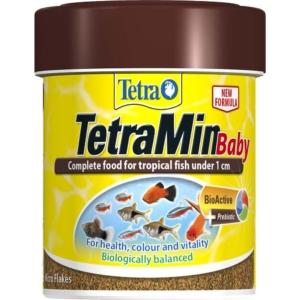 TetraMin Baby, 66 ml. Mikroflager til yngel og mindre fisk