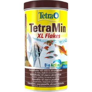 traMin XL, fiskefoder med ekstra store flager.