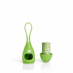 Earth Rated Line Dispenser 2,0 med 15 kompostbare poser. Grøn